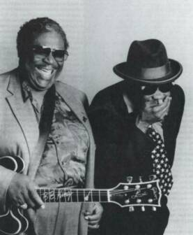 John Lee Hooker + BB King: You Shook Me